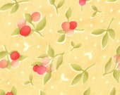 Sale - California Girl Sunshine Berries- Designed by Fig Tree Quilts for Moda - One Yard - 20185 21