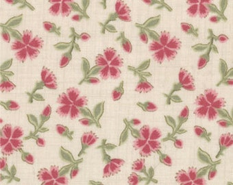 Rouenneries Deux Pearl by French General for Moda - ONE yard - 13606 16