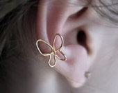 Flutter By Me Ear Cuff