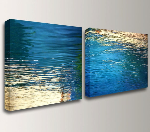 Water wall decor