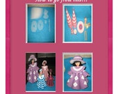 New Lower Price Plastic Canvas Doll Pattern