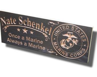 Military Retirement Sign, Veteran Gift Idea, Military Retirement Gift, Armed Forces Sign, Benchmark Custom Signs Maple MN