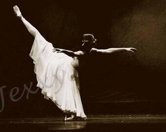 Alina Cojacaru as Clara in The Nutcracker - Royal Ballet - Original Photographic Print