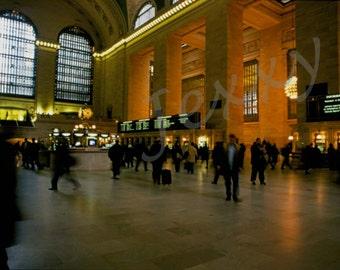 Grand Central Station, New York - Original Photographic Print
