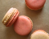 Cinnamon Apple French Macarons