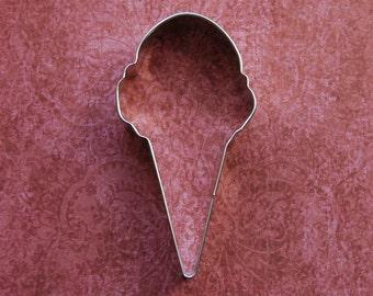 Ice Cream Cone Cookie Cutter