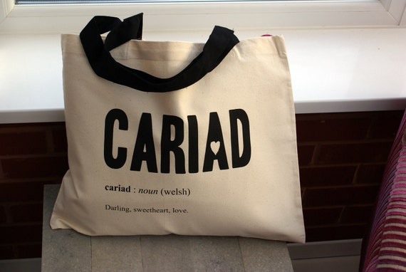 Cariad Definition Tote