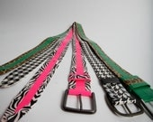 Duck tape belts
