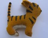 Pocket Felt Tiger