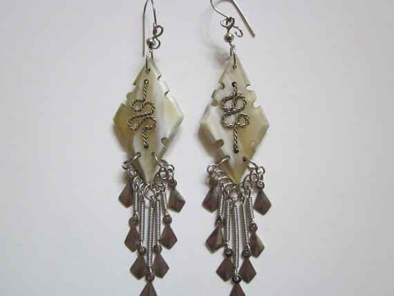 Cyber Weekend Special-Vintage Dangle Earrings