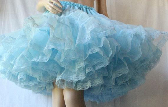 Rockabilly Petticoat / Circle Skirt / Swing Dance / Square Dance / Vintage Crinoline / by Sams