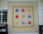 French Provencial Style Quilt