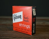 Vintage Gibson Hand Made Guitar Strings