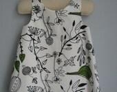 Girls Summer Dress  - Baby Infant Girls Sizes 3M-18M