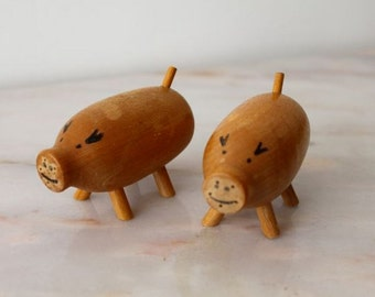 Sale Pigs Salt and Pepper Shakers Sale