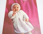 Baby knitting pattern booklet, Patons No.111 Nursery styles by Beehive