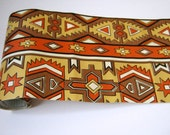 Vintage Southwest Native American Contact Paper/ Shelf Liner