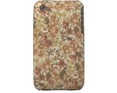 "iPhone 3G/3GS case, iPhone 3G/3GS hard case, best iPhone case, iPhone cases, iPhone 3G/3GS case decoupage""Texture Floral 1.13"""