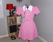 """Authentic 60s Scooter Dress - """"Brady"""" Style - Sears & Roebuck"""