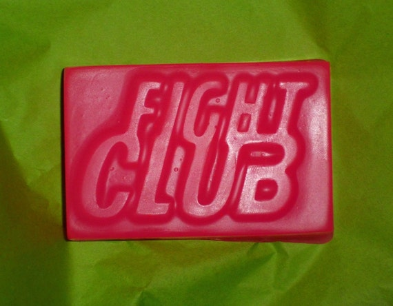 Fight Club Glycerin Soap