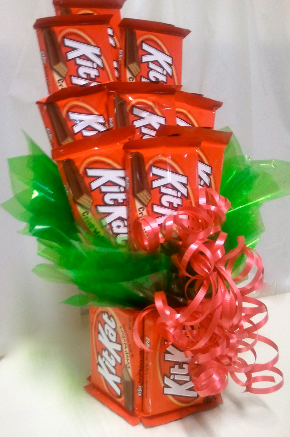 All Kit Kat Candy Bouquet