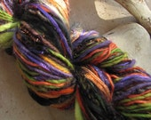 HALLOWEEN SALE - BEWARE Magic Skein/Ball of Yarn