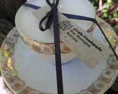 Tea Cup Candle - 100% Natural Soy Wax and Lavender Essential Oils