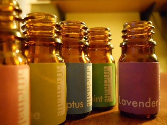 Lavender Essential Oil (Lavandula angustifolia)