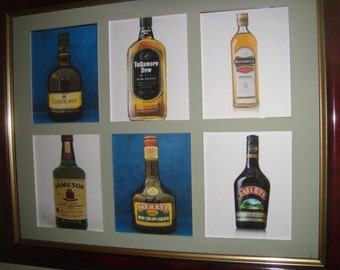 IRELAND - Irish Liquors and Whisky