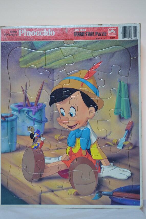 Walt Disney's Pinocchio Frame - Tray Puzzle