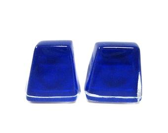 Blue Mosaic Cufflinks
