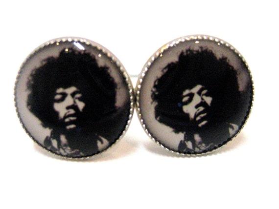 Jimi Hendrix Cufflinks