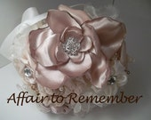RESERVED for Jennifer  Cuff and Matching Hair Clip
