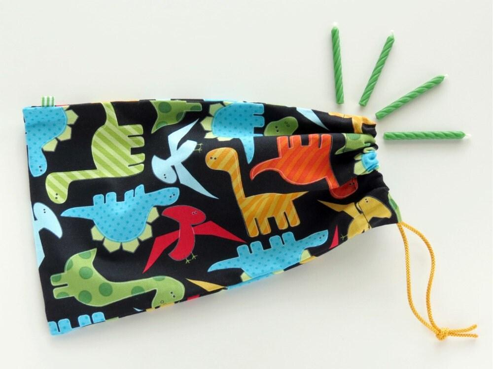 Dinosaur Gift Bag Dinosaur Party Favor Bags