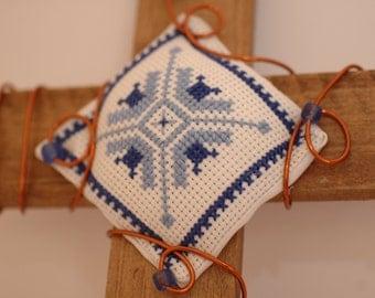 Handmade Ukrainian Cross