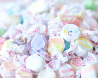 Nursery Photography - Food Photography - Whimsical Photograph - Candy Photo - Candy - Fine Art Photography Print - Pastel Home Decor