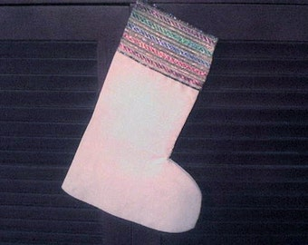Save The Earth With Your Stocking - STEWYS Hemp Stockings