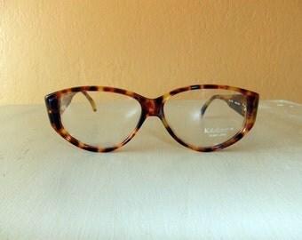 Tortoise Vintage Kador Cateye Eyewear Frame