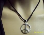 Peace Necklace Set