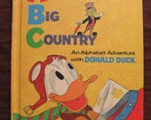 Across the big country 1972 with Donald Duck