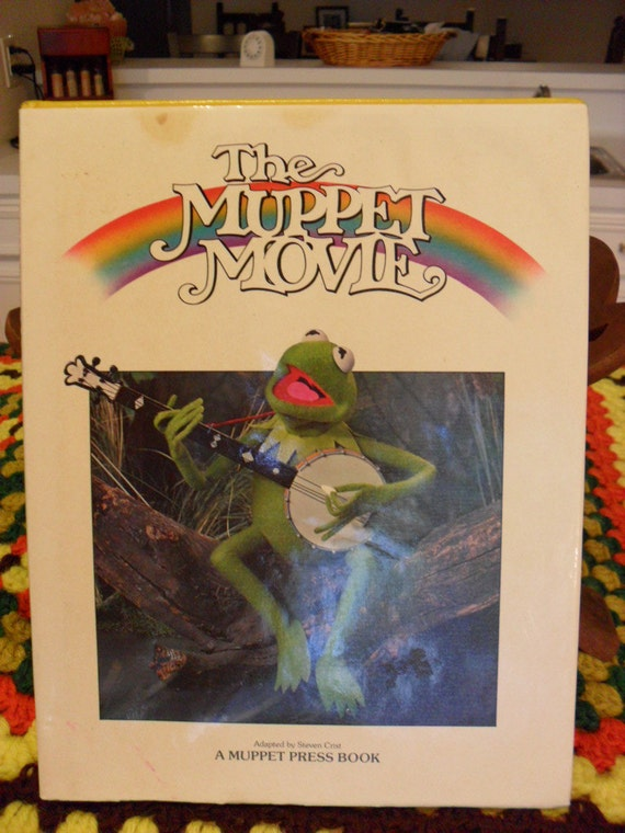 the Muppet movie by Henson Associates 1979, first printing September