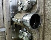 Keystone Silent 8mm Movie Projector // Cinema Film Reel Photography