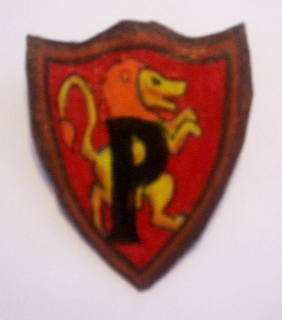 Gryffindor Prefect Badge