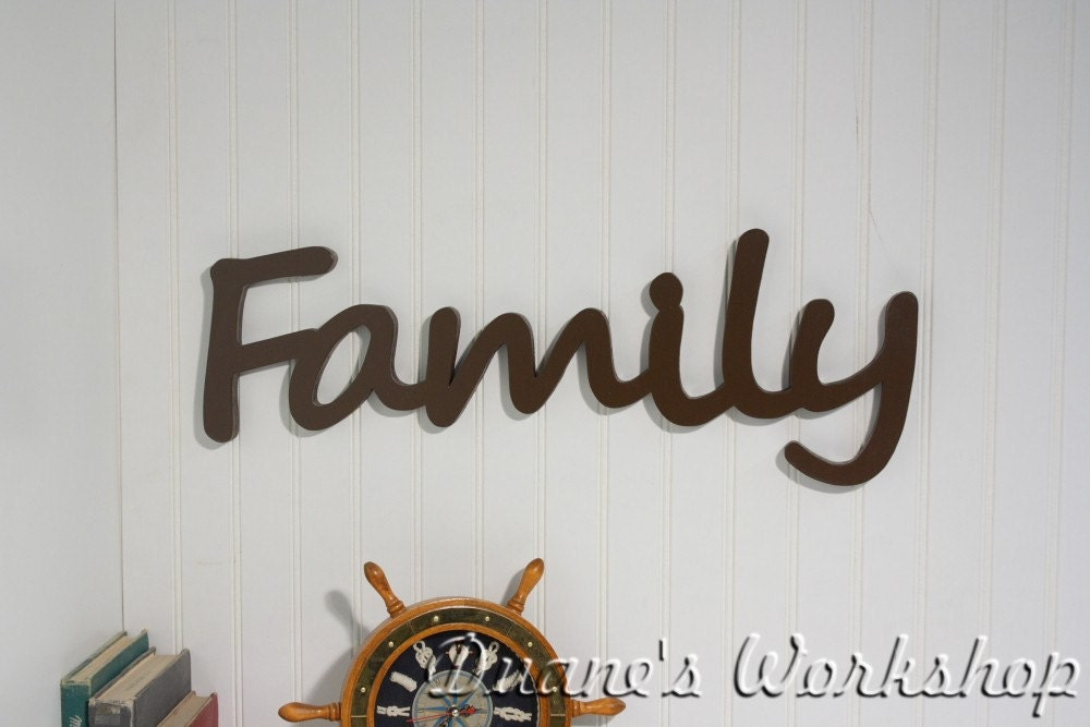 Family Wall Decor home decor family signs. family wood sign stained wood sign home