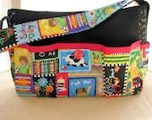Back to School Tote Bag, Teachers Tote, Tote bag for school