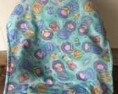 Fleece Papoose Blanket