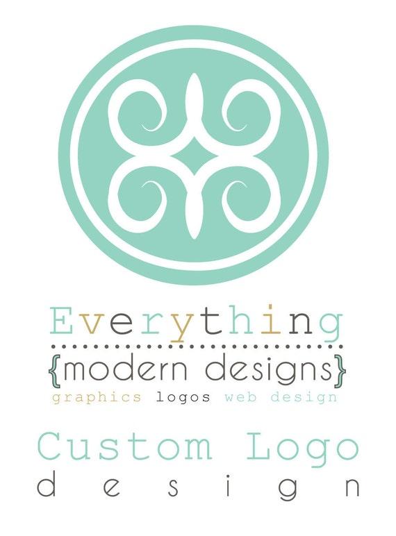 Custom Logo Design - Business