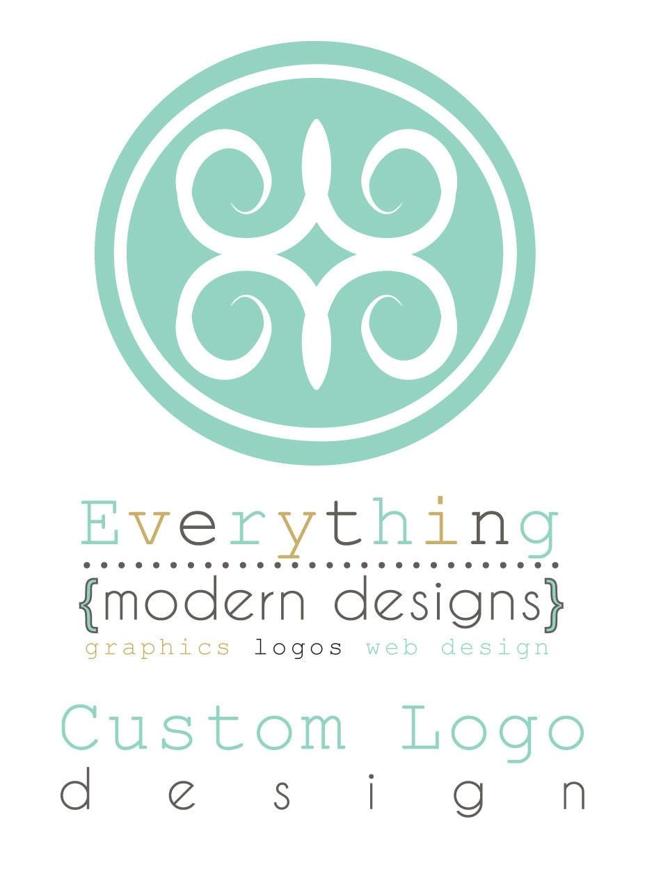 Custom Logo Design Business By Robinsonandsteel On Etsy