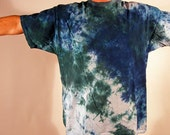 Groovy Hand Dyed T Shirt