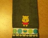 Disney Winnie The Pooh Hand Towel